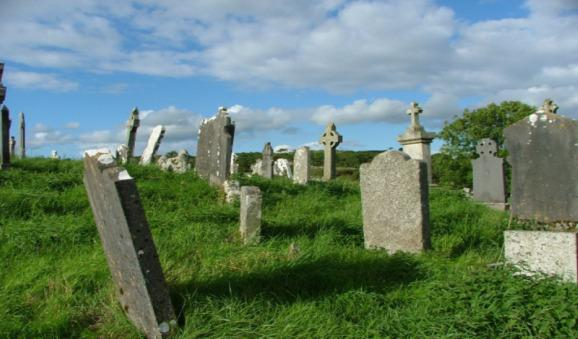 Boystown Cemetery, Co. Wicklow, Survey of the Graveyards of County Wicklow, 2006
